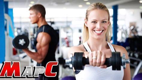 Твой летний фитнес со скидкой до -54% в спортивно оздоровительном центре